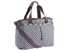 LeSportsac Ryan Baby Bag (Aqua Dot)