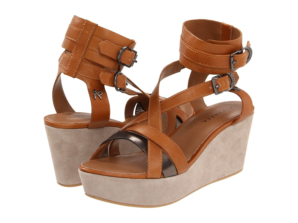 Apepazza - Gretel (Natural) Women's Wedge Shoes
