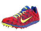 Nike - Zoom Victory XC (Sprt Rd/Snc Yellow-Trsr Bl-White) - Footwear