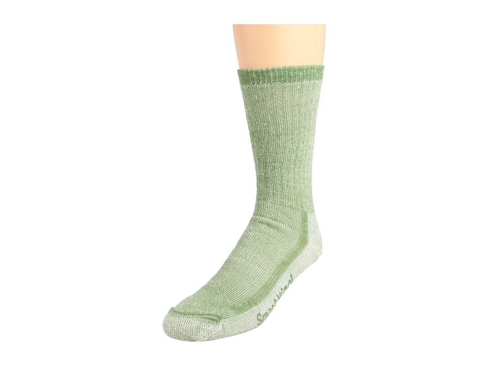 Smartwool - Hike Medium Crew 3-Pack (Willow) Women's Crew Cut Socks Shoes