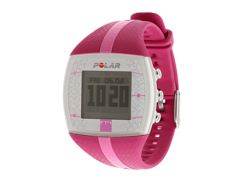 Polar USA - FT4 (Purple/Pink) Heart Rate Watches