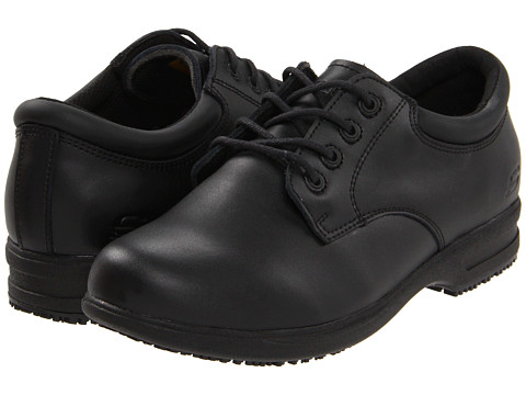 SKECHERS Work - Caviar II (Black) Women