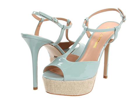 Pour La Victoire - Vicenta (Seafoam Patent) High Heels