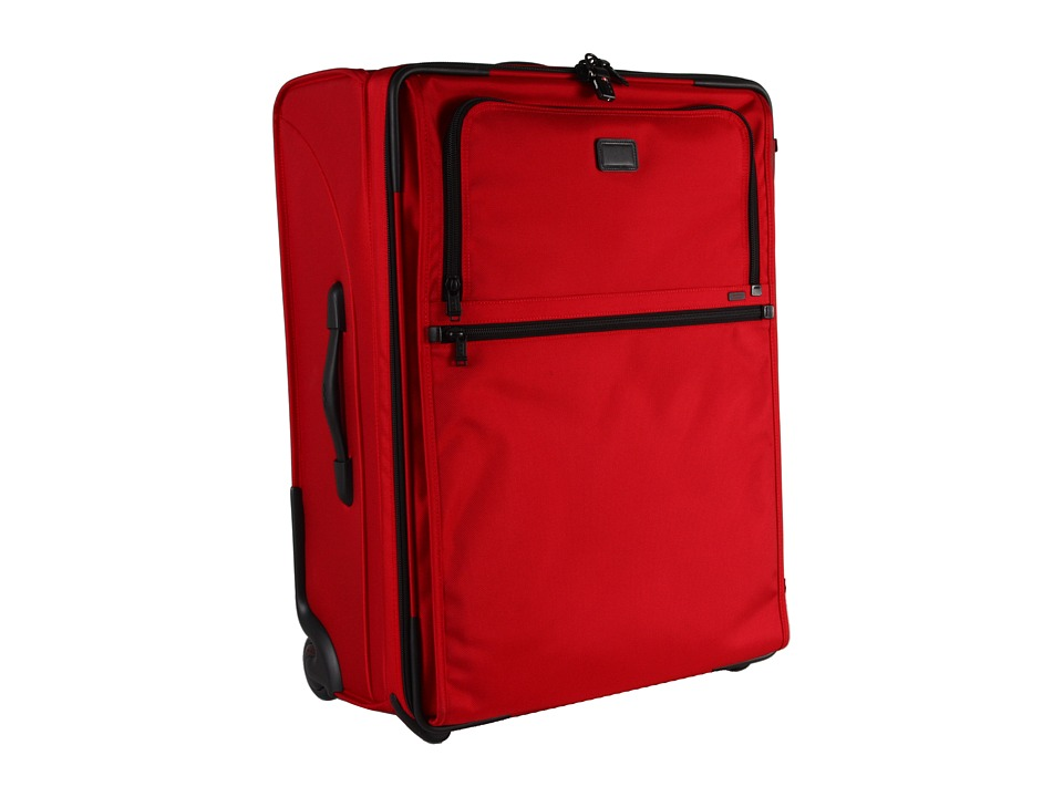 Tumi - Wheeled Expandable Extended Trip (Red) Pullman Luggage