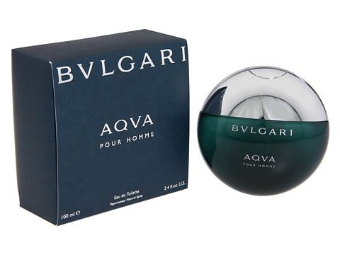 Bvlgari - AQVA Pour Homme Eau De Toilette Spray 3.4 oz (N-A) Fragrance
