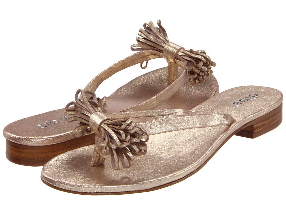 Diba - Kling On (Gold) Women's Sandals