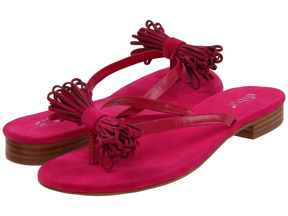 Diba - Kling On (Pink) Women's Sandals