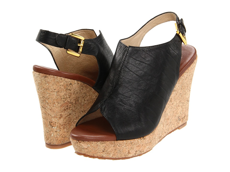 Matt Bernson - Pique (Black Puff) Women's Wedge Shoes
