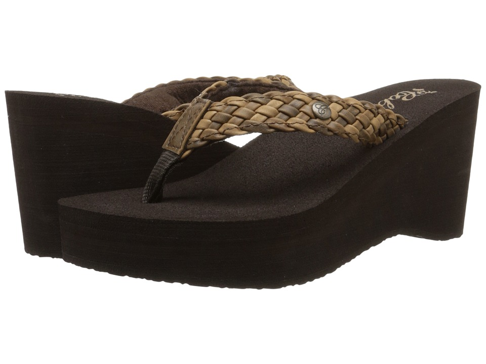 Cobian - Zoe (Natural) Women's Sandals