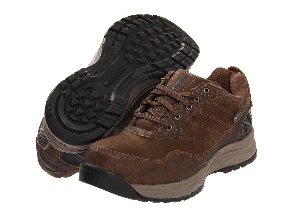 New Balance - WW968 (Brown) Women's Walking Shoes