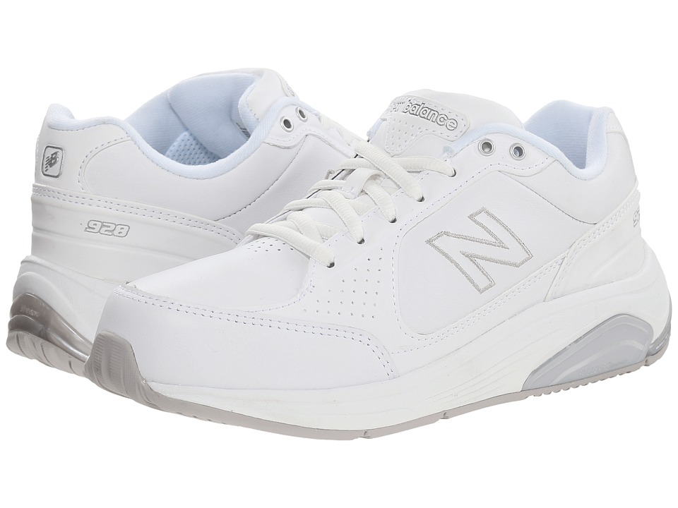 New Balance - WW928 (White) Women's Walking Shoes