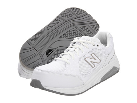 New Balance - MW928 (White Mesh) Men's Walking Shoes