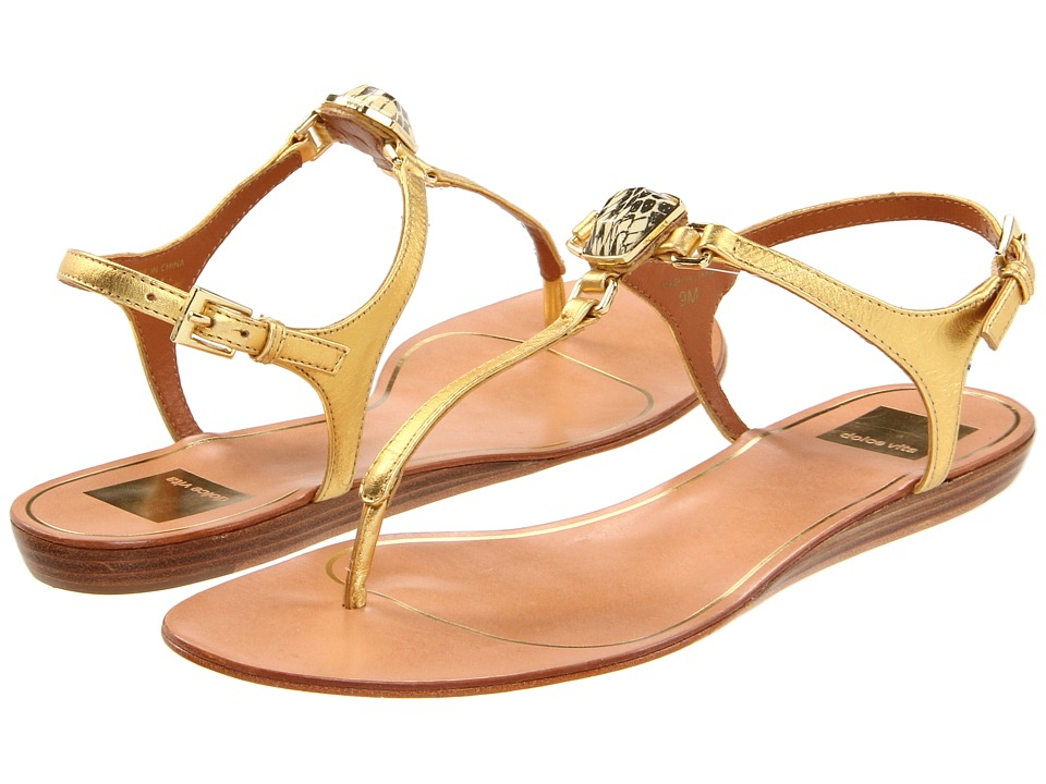 Dolce Vita - Isolde (Gold) Women's Shoes