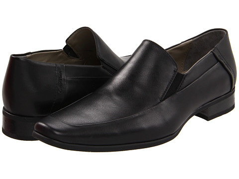 Calvin Klein - Brad (Black) Men's Shoes