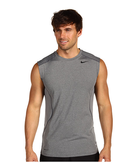 d5002516fce06f ... UPC 886550032537 product image for Nike - Pro Combat Core Fitted S L  Shirt (