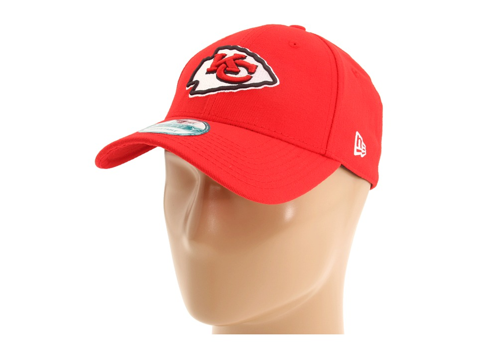 New Era - Kansas City Chiefs NFL First Down 9FORTY (Kansas City Chiefs) Licensed Caps
