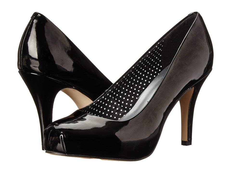 Madden Girl Getta (Black Patent) Women