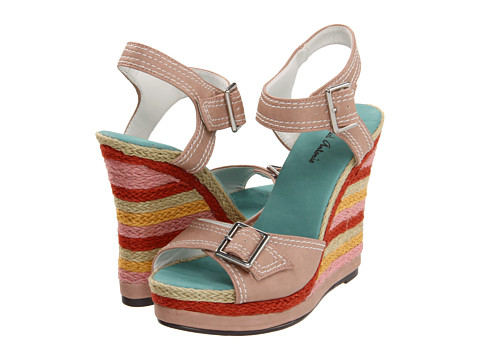 Michael Antonio - Gemma (Blush) Women's Wedge Shoes