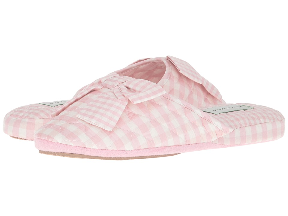 Patricia Green - Sally Silk (Pink) Women's Slippers