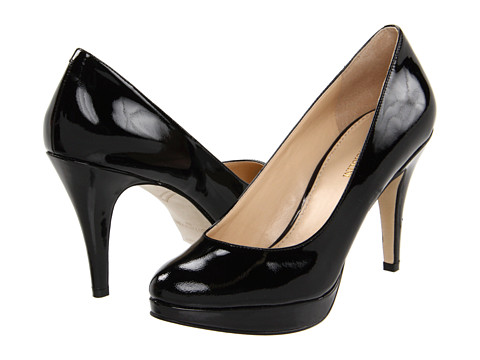 Enzo Angiolini - Dixy (Black Patent) High Heels