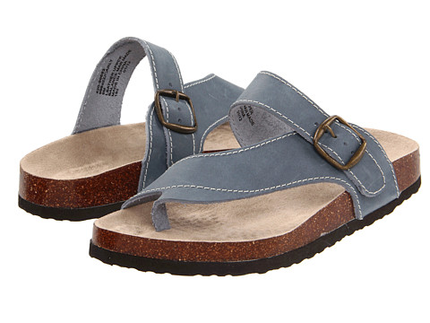 White Mountain - Carly (Light Blue) Women's Shoes