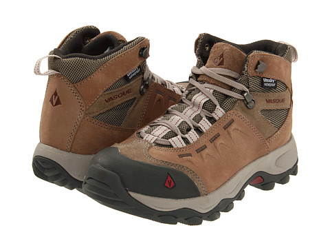 Vasque - Vista UltraDry (Brindle/Rumba Red) Women's Hiking Boots