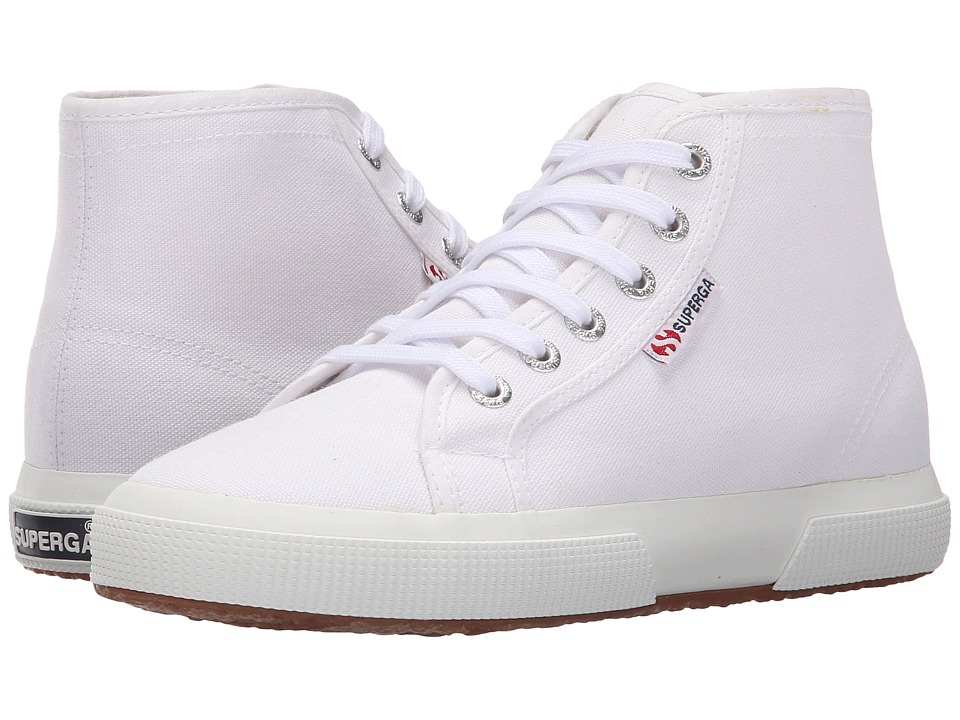 Superga - 2095 COTU (White) Lace up casual Shoes