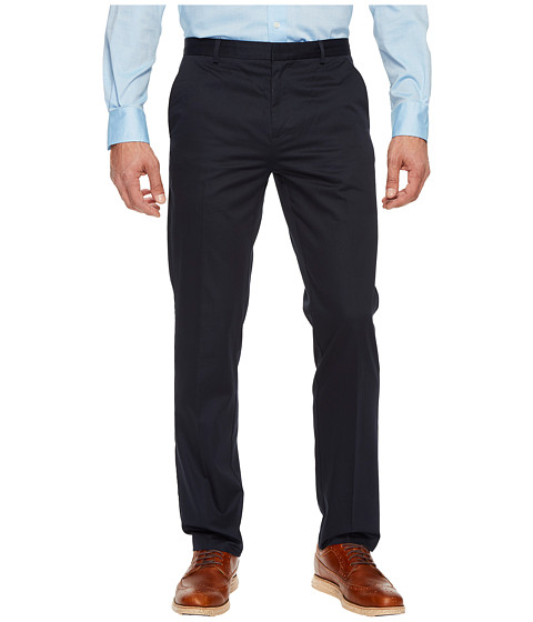Calvin Klein - Slim Refined Twill Pant (Officer Navy) Men
