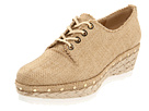 Stuart Weitzman - Manheim (Tan Miami Canvas)