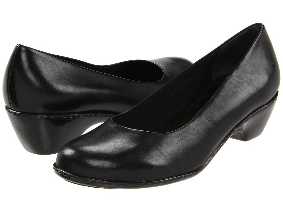 Walking Cradles - Craft (Black Leather) High Heels