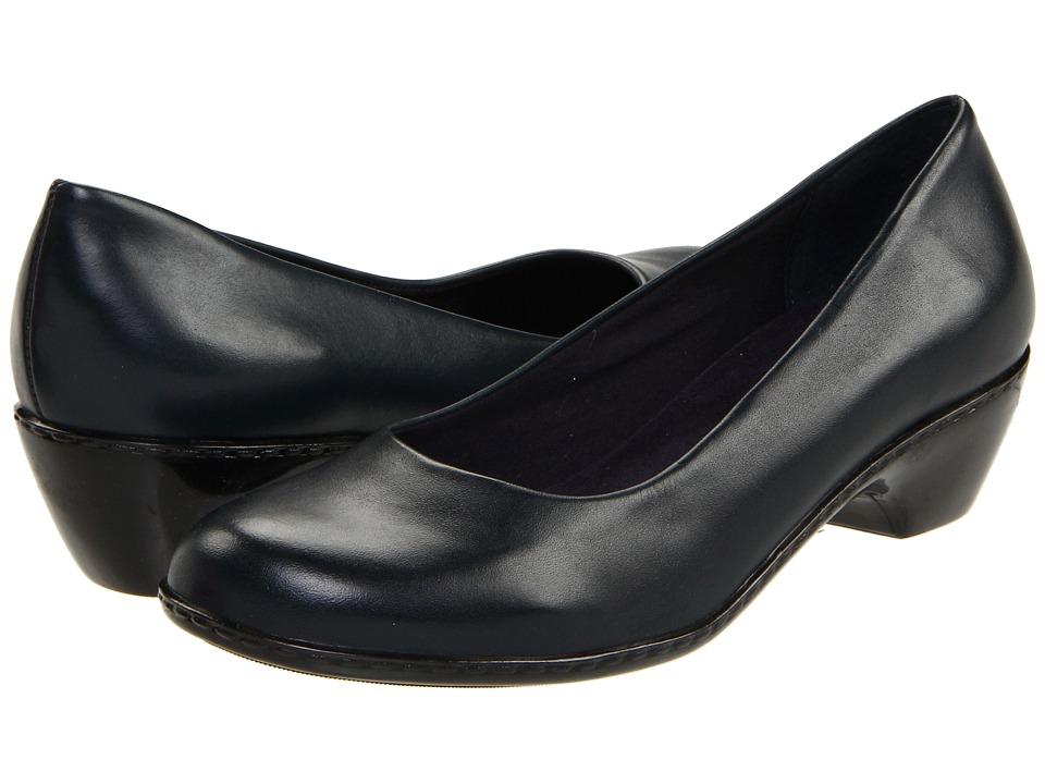 Walking Cradles - Craft (Navy Leather) High Heels
