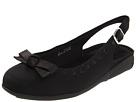 Walking Cradles - Farrah (Black Micro) - Footwear