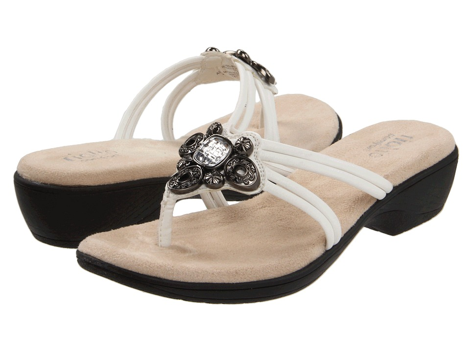 Rialto - Finder (White) Women's Sandals