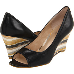 buy Anne Klein,  AK7Poplar (Black Leather),  Footwear fashion shop