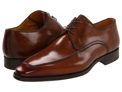 Brown Magnanni Men S Colo Lace Up Oxford Shoes