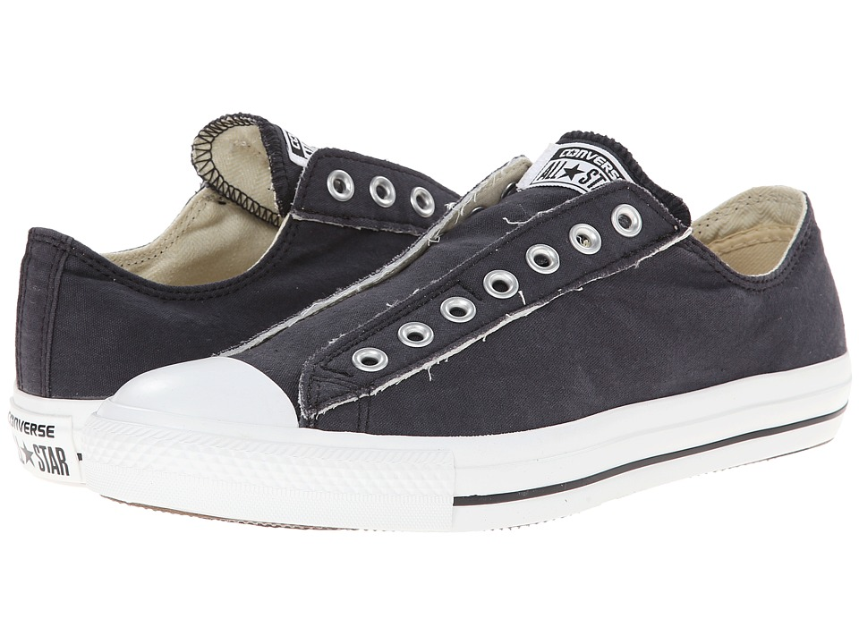 Converse - Chuck Taylor All Star Slip (Black) Classic Shoes