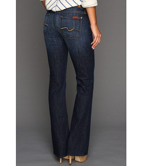 7 For All Mankind - Bootcut in Nouveau New York Dark (Nouveau New York Dark) Women's Jeans