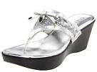 GUESS - Regee (Silver/Silver/Argento) - Footwear
