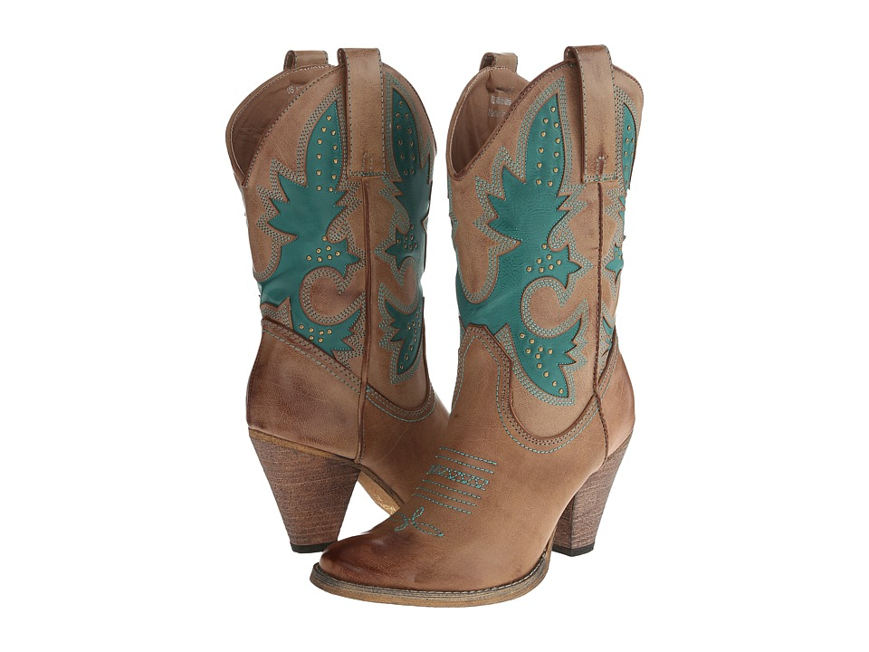 VOLATILE - Rio Grande (Tan) Women's Pull-on Boots
