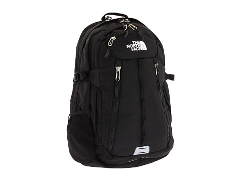 The North Face - Women's Surge II (TNF Black) Backpack Bags
