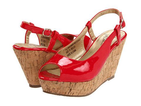 VOLATILE - Becca (Red) Women's Dress Sandals