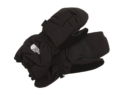 The North Face Kids - Toddler Mitt (Toddler) (TNF Black) Extreme Cold Weather Gloves