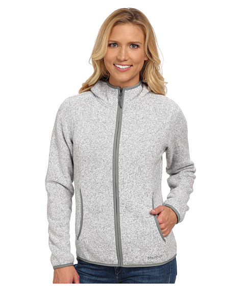 Marmot - Norhiem Jacket (Platinum) Women's Sweatshirt