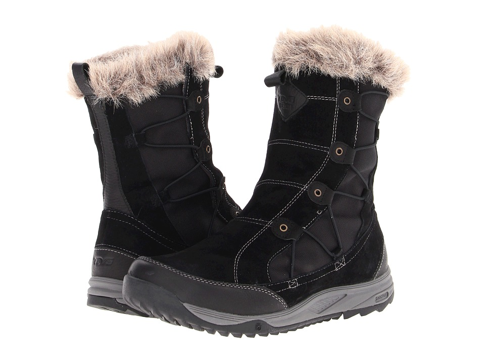 Teva - Little Cloud WP (Black) Women's Cold Weather Boots