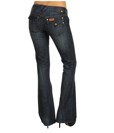 Mek Denim - Keros Skinny Super Bell in Dark Blue (Dark Blue) Women's Jeans