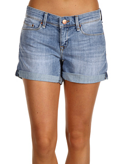 SALE! $23.4 - Save $55 on Mavi Jeans Vanna Mid Rise Cuffed Short in Bleached Nolita (Bleached Nolita) Apparel - 70.00% OFF $78.00