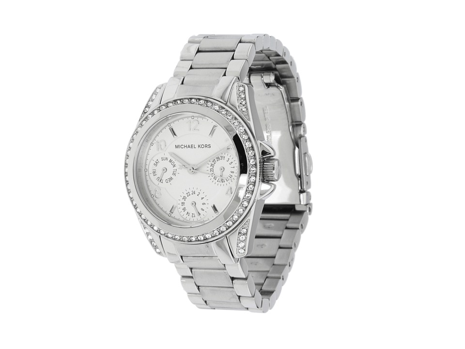Michael Kors - MK5612 - Blair Chronograph Mini (Stainless Steel) Watches