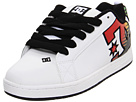 DC - Court Graffik SE (White/Rasta) - Footwear