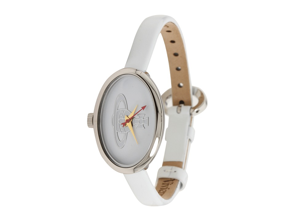 Vivienne Westwood - Medal Watch (White) Watches
