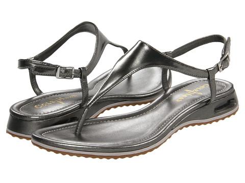 Cole Haan Air Bria Thong Sandal (Gunsmoke) Women's Sandals